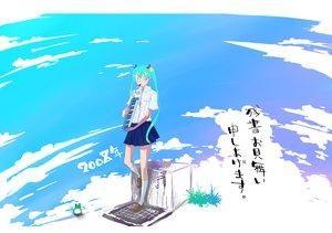 Rating: Safe Score: 15 Tags: hatsune_miku vocaloid User: HawthorneKitty