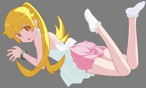 Rating: Safe Score: 28 Tags: bakemonogatari monogatari_(series) oshino_shinobu transparent vector User: RyuZU
