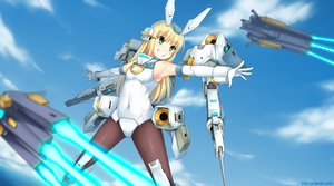 Rating: Safe Score: 39 Tags: baselard frame_arms_girl pinguin-kotak User: luckyluna