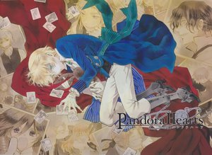 PandoraHeartsの壁紙 1280×935px 371KB