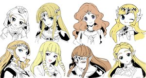 Rating: Safe Score: 17 Tags: 84k aqua_eyes blonde_hair blue_eyes braids brown_hair green_eyes headdress loli long_hair necklace pointed_ears polychromatic princess_zelda sketch the_legend_of_zelda waifu2x User: otaku_emmy