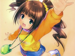 Rating: Safe Score: 41 Tags: goto_p idolmaster takatsuki_yayoi User: meccrain
