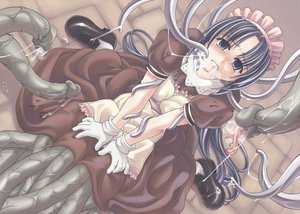 Rating: Explicit Score: 197 Tags: maid ragnarok_online tentacles xration User: Anpan
