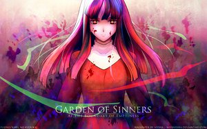 Rating: Safe Score: 34 Tags: asagami_fujino blood kara_no_kyoukai signed User: Zloan
