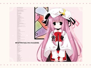 Rating: Safe Score: 19 Tags: patchouli_knowledge touhou User: Zero