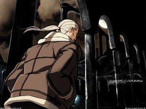 Rating: Safe Score: 11 Tags: batou ghost_in_the_shell User: Oyashiro-sama