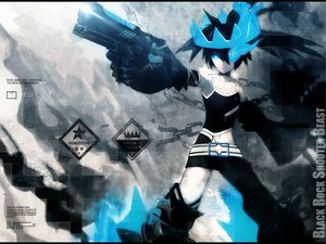 Rating: Safe Score: 84 Tags: black_rock_shooter black_rock_shooter_beast fire kuroi_mato User: max7238