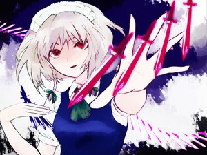 Rating: Safe Score: 6 Tags: izayoi_sakuya touhou User: WhiteExecutor