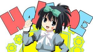 Rating: Safe Score: 9 Tags: kunihiro_hajime saki vector User: hirotn