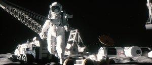 Rating: Safe Score: 41 Tags: 3d bangeningmeng bodysuit cropped moon original space stars third-party_edit User: Dreista