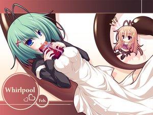 Rating: Safe Score: 39 Tags: meri_chri mikagami_mamizu seiya_mashiro valentine whirlpool User: korokun
