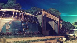 Rating: Safe Score: 34 Tags: building car fujiwara_mizuki nobody original scenic tree User: mattiasc02