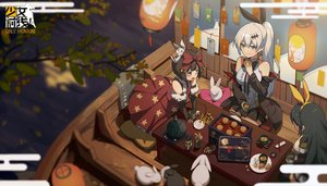 Rating: Safe Score: 52 Tags: animal anthropomorphism black_hair boat brown_hair cetme_ameli_(girls_frontline) doll dress drink five_seven_(girls_frontline) food girls_frontline gray_hair headband logo long_hair m99_(girls_frontline) orange_eyes ponytail rabbit red_eyes short_hair skirt tagme_(artist) water User: otaku_emmy
