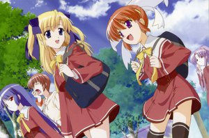 Rating: Questionable Score: 3 Tags: canvas2_niji_iro_no_sketch seifuku User: 秀悟