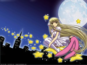 Rating: Safe Score: 4 Tags: atashi chii chobits User: Oyashiro-sama