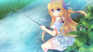 Rating: Questionable Score: 83 Tags: aizawa_hikaru aqua_eyes blonde_hair microsoft os-tan sport water User: feiyuelisky