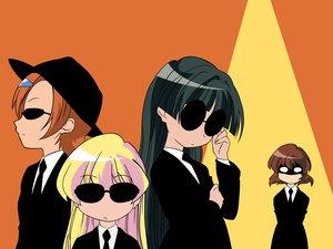 Rating: Safe Score: 9 Tags: ichijou pani_poni_dash rebecca_miyamoto sunglasses tachibana_rei uehara_miyako User: Oyashiro-sama