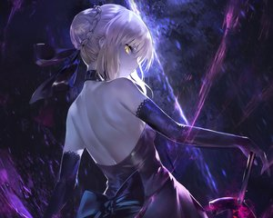 Rating: Safe Score: 108 Tags: artoria_pendragon_(all) avamone cropped fate_(series) fate/stay_night saber saber_alter User: mattiasc02