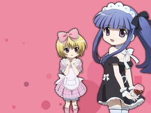 Rating: Safe Score: 34 Tags: furude_rika higurashi_no_naku_koro_ni houjou_satoko User: 秀悟