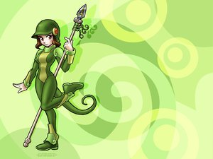 Rating: Safe Score: 0 Tags: anthropomorphism green juzo-kun linux os-tan spear suse weapon User: Oyashiro-sama