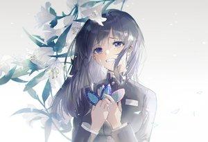 Rating: Safe Score: 49 Tags: asagi_jin crying flowers kimetsu_no_yaiba tears tsuyuri_kanao User: FormX
