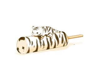 Rating: Safe Score: 25 Tags: animal chai_(artist) chibi food ice_cream nobody original polychromatic popsicle signed tiger white User: otaku_emmy