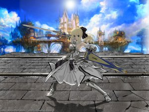 Rating: Safe Score: 20 Tags: fate_(series) fate/stay_night User: 秀悟