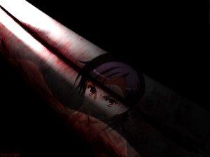 Rating: Safe Score: 21 Tags: black black_hair blood_(anime) katana otonashi_saya red_eyes sword weapon User: happygestapo
