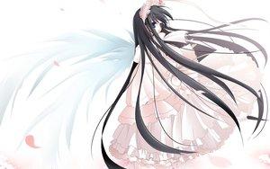 Rating: Safe Score: 27 Tags: angel jpeg_artifacts loli natsume_eri white wings User: Oyashiro-sama