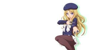 Rating: Safe Score: 42 Tags: blonde_hair blue_eyes brownie frenda_seivelun hat long_hair pantyhose ribbons school_uniform skirt to_aru_kagaku_no_railgun to_aru_majutsu_no_index white User: Freenight