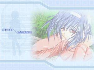 Rating: Safe Score: 0 Tags: blue_hair red_eyes shindou_mutsuki User: Oyashiro-sama