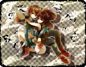 Rating: Safe Score: 46 Tags: hana_(mew) pokemon touko_(pokemon) touya User: MissBMoon