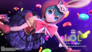 Rating: Safe Score: 22 Tags: 3d animal aqua_eyes aqua_hair bow gloves hatsune_miku hoodie logo lots_of_laugh_(vocaloid) project_diva skirt tagme_(artist) vocaloid watermark User: Kandii