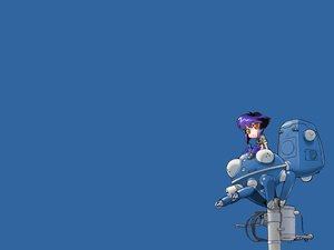 Rating: Safe Score: 36 Tags: blue chibi ghost_in_the_shell hirai_yukio kakuaki kusanagi_motoko mecha tachikoma User: Oyashiro-sama