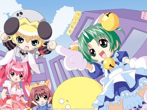Rating: Safe Score: 0 Tags: dejiko di_gi_charat puchiko usada_hikaru User: 秀悟