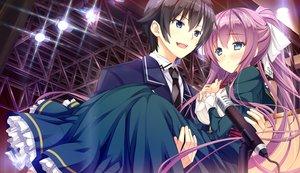 Rating: Safe Score: 77 Tags: ashishun game_cg komagata_yuzuki marmalade primal_x_hearts User: Maboroshi