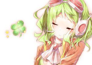 Rating: Safe Score: 94 Tags: gumi sakuragi_ren vocaloid User: FormX