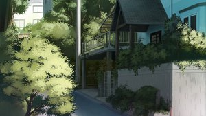 Rating: Safe Score: 95 Tags: building original sakais3211 scenic tree User: 02