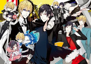Rating: Safe Score: 26 Tags: durarara!! heiwajima_shizuo orihara_izaya User: HawthorneKitty
