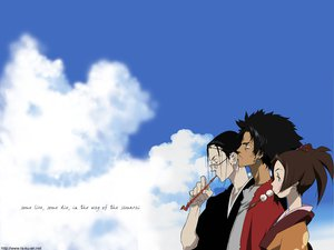 Rating: Safe Score: 9 Tags: fuu jin mugen samurai_champloo User: Oyashiro-sama