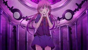 Rating: Safe Score: 222 Tags: gasai_yuno mirai_nikki pink_eyes pink_hair purple reio_(reio_reio) tagme User: opai
