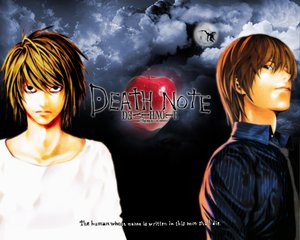 Rating: Safe Score: 13 Tags: all_male apple death_note food fruit l male ryuk yagami_light User: haru3173