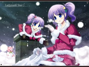 Rating: Safe Score: 10 Tags: christmas lady_made_star snow User: 秀悟