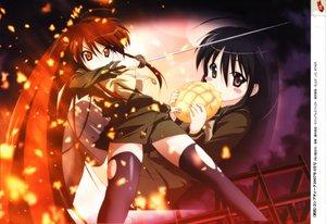 Rating: Safe Score: 16 Tags: shakugan_no_shana shana sword weapon User: Oyashiro-sama