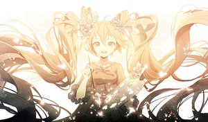 Rating: Safe Score: 0 Tags: butterfly dress hatsune_miku hiyasemi_enos long_hair twintails vocaloid User: RyuZU