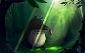 Rating: Safe Score: 97 Tags: all_male anthropomorphism axis_powers_hetalia cape chibi crossover c_(zxm) forest green kodama male mononoke_hime prussia_(hetalia) sword tonari_no_totoro totoro tree weapon User: SonicBlue