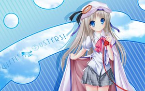Rating: Safe Score: 52 Tags: little_busters! na-ga noumi_kudryavka User: Wizzard