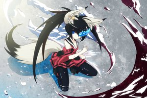 Rating: Safe Score: 215 Tags: black_rock_shooter blade_&_soul cosplay parody uiu User: opai