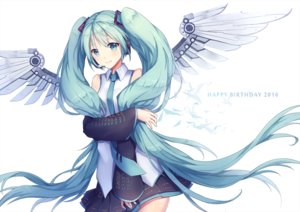 Rating: Safe Score: 76 Tags: chariot.f hatsune_miku long_hair vocaloid User: FormX