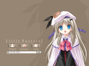 Rating: Safe Score: 36 Tags: animated little_busters! na-ga noumi_kudryavka User: w7382001
